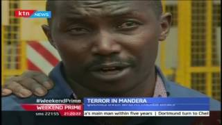 2 survivors from Mandera bus attack flown to Nairobi for treatment