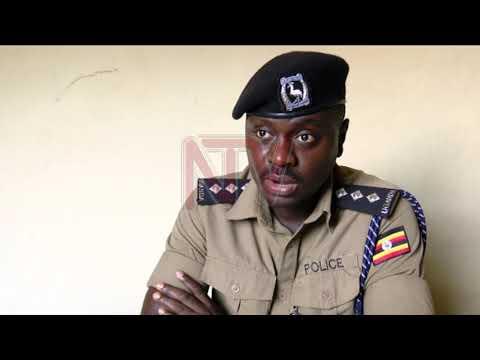 Poliisi erabudde bazadde b'abaana abakwatiddwa
