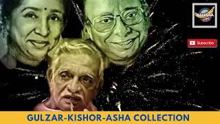 Best Of Gulzar-R.D. Burman-Asha   Gulzar Evergreen