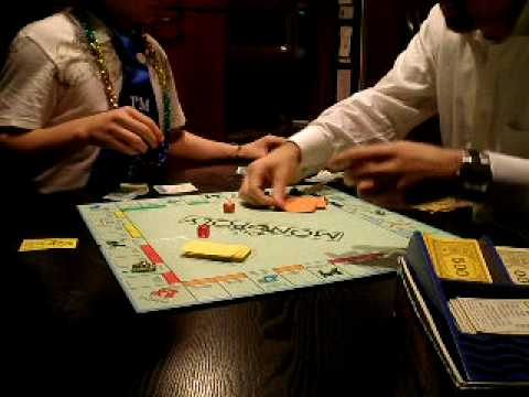 Win A Game Of Monopoly In 21 Seconds