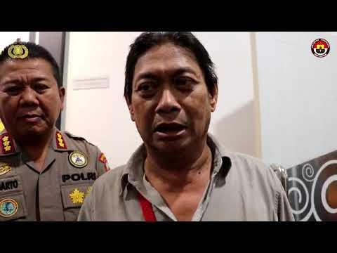 Talk Show Pameran Foto; Penjaga Peradapan, Dari Polri Untuk Papua