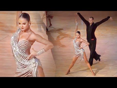 Roman Kovgan – Dariia Palyey | Assen 2015 | Professional Latin – R2 R