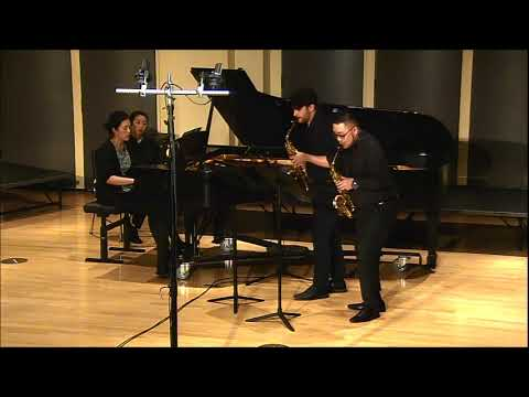 "The Besozzi Trio performing ""Paganini Lost"" by Jun Nagao."