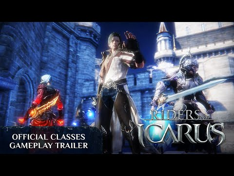 Riders of Icarus - Official Classes Gameplay Trailer thumbnail