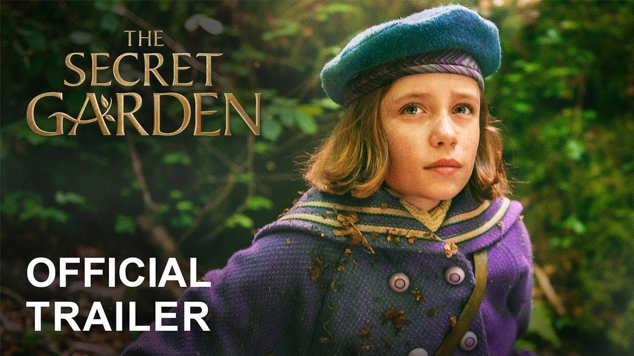 Trailer för Den hemliga trädgården