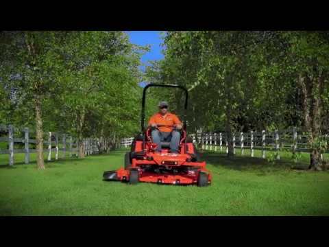 2018 Bad Boy Mowers 5400 Kawasaki Outlaw XP in Eastland, Texas - Video 1