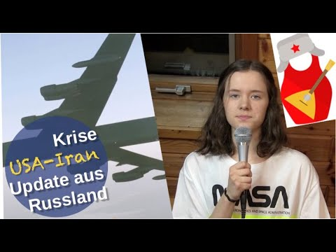 Krise USA-Iran – Update aus Russland [Video]