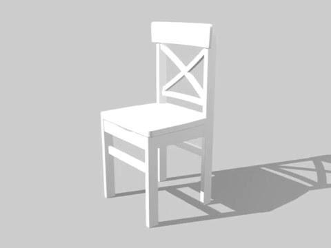 Dannenfelser Kindermöbel GmbH |  Kinderstuhl ROOMSTAR, Massivholz, weiß, mit integrierter Schublade