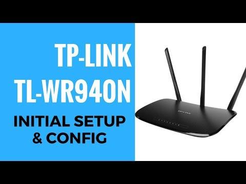 Tp-link TL-WR940N: لاسلكيا access point ضبط اعدادات - Youtube Download