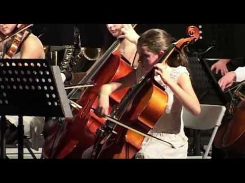 The Final Countdown • Solo Cello and Orchestra | Police Symphony Orchestra