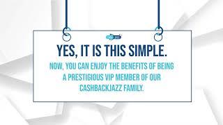 CashbackJazz- VIP Membership