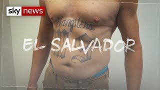 The MS13 gang members causing chaos in El Salvador