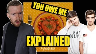 """Chainsmokers' """"You Owe Me"""" Is Trying Too Hard 