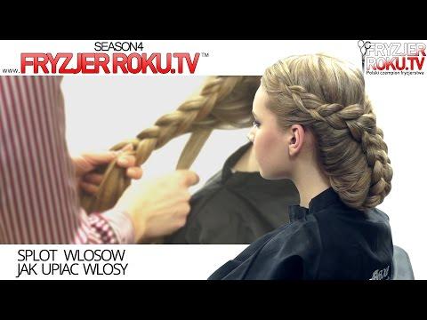 Olej łopianu stosowany do czyszczenia lub brudne włosy