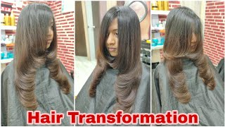 Best Haircut Transformation/ Hair Cut Tutorial/ Easy And Best Hairstyles For Women/ Avinashhaircare