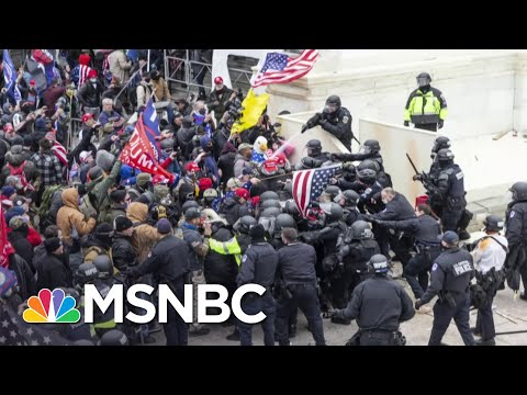 Why Was The National Guard Slow To Respond To Capitol Riot? | The 11th Hour | MSNBC