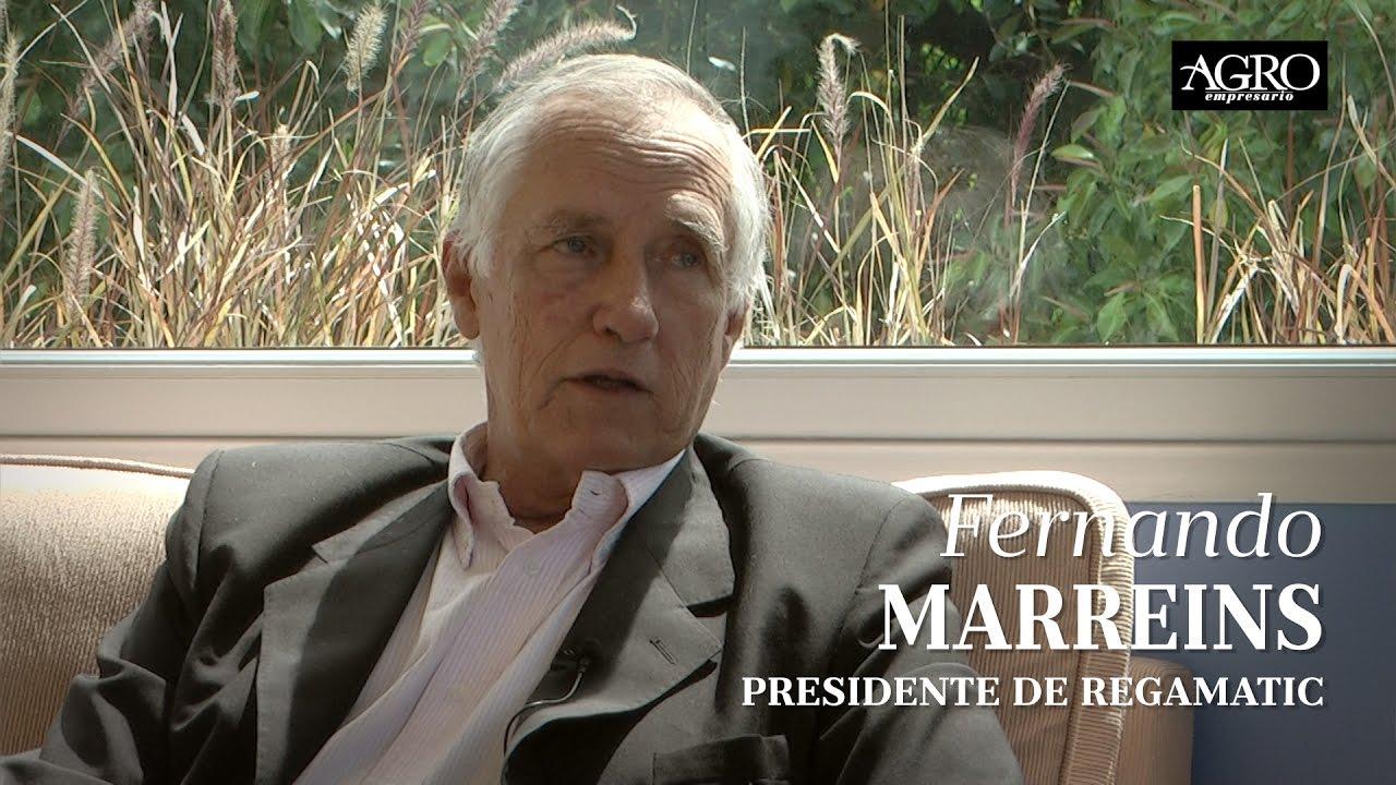 Fernando Marreins - Presidente de Regamatic