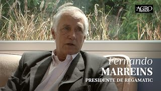 Fernando Marreins - Presidente de Regamatic