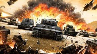 World of Tanks - E5 2680v2 GTX 780 Ti Ultra - Gameplay