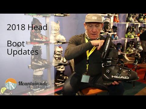 2018 Head Alpine Boot updates