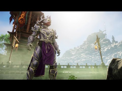 Amazon's New World Shows Off Armor Sets Via In-Game Fashion Show