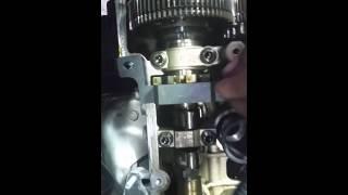 Checking timing on BMW m5