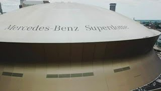 Mercedes-Benz dropping name from Superdome, new sponsor search underway