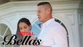 Brie Bella Hijacks Nikki & John Cenas Engagement Party | Total Bellas | E!
