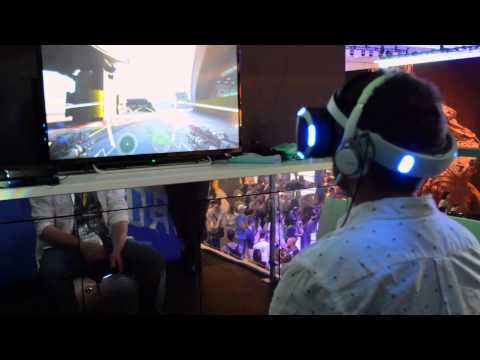 New 'Rigs: Mechanized Combat League' Gameplay on Sony Morpheus Reminds Us Why We Love it