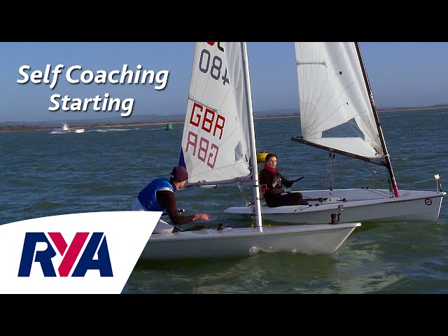 Starting & Boat Handling - Self Coaching Tips with Penny Clark - Single & Double Hander