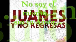 y no regresas juanes mp3