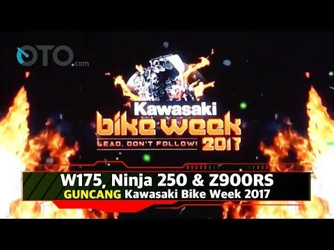W175, Ninja 250 & Z900RS Guncang Kawasaki Bike Week 2017 I OTO.com