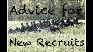 Civil War Reenacting: Advice For New Recruits