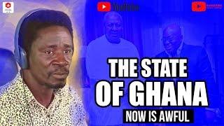 EVANGELIST AKWASI AWUAH VS GHANA LEADERS (THE BAD STATE OF GHANA )