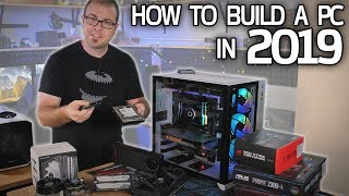 How To Build A Gaming PC In 2019! Part 1   Hardware Basics