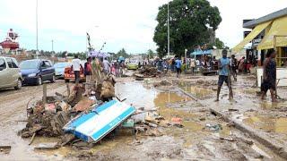 Inondations en Côte d