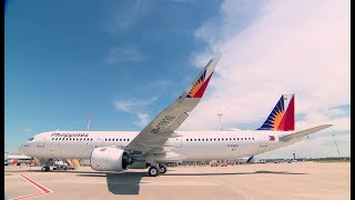 Introducing Philippine Airlines' new Airbus A321neo