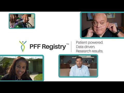 Have You Enrolled in the PFF Registry?