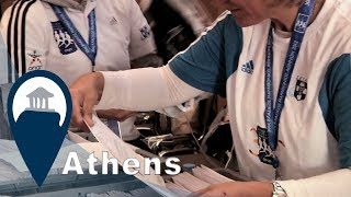 Athens Marathon | Upon Arrival | Video2