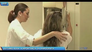 Conversando Sobre o Câncer: a importância da mamografia