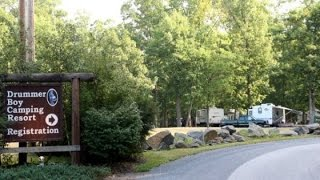 Drummer Boy campground review