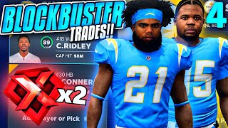 I Just Completed the TWO Biggest TRADES that I Have Ever Done!! Sub Franchise #4