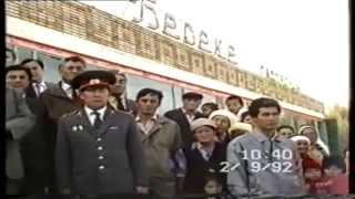 Назарбаевтың 1992 жылы сөйлеген сөзі