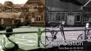 preview picture of video 'bushey Station, London'