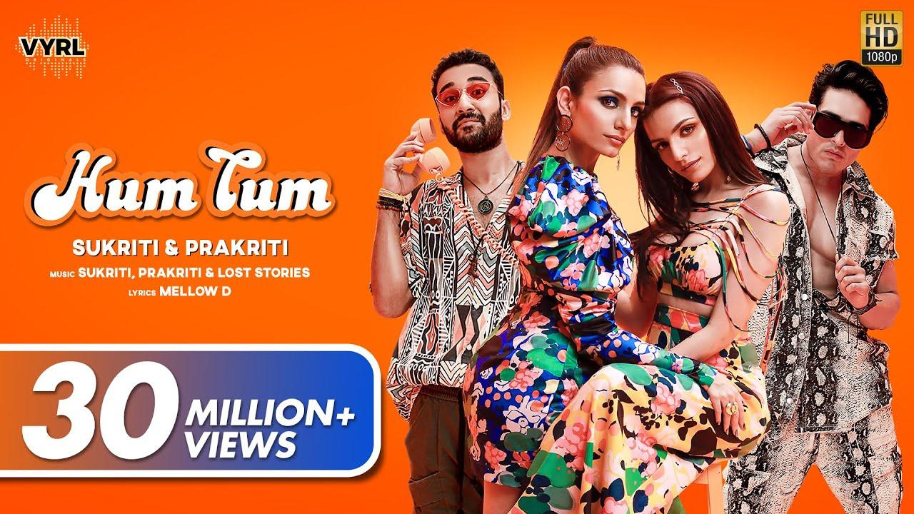 Hum Tum-Sukriti,Prakriti Full Song Lyrics | Raghav Juyal, Priyank Sharma | Mellow D | Lost Stories