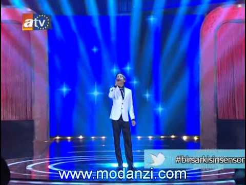 Bir Şarkısın Sen 14.07.2012 | Soner KIP & Hüsnü ŞENLENDİRİCİ - Kapın Her Çalındıkça