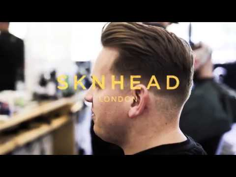 The SknHead range at Rume Barber Shop