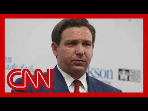 'Reckless and irresponsible:' Doctor reacts to DeSantis' PPE claim