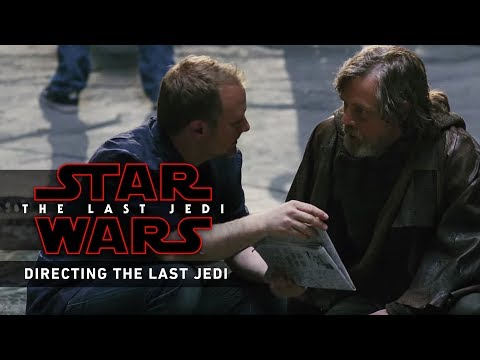 Star Wars: The Last Jedi (Featurette 'Rian Johnson')
