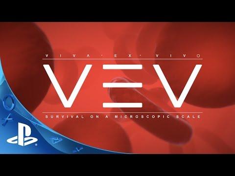 VEV: Viva Ex Vivo - Announcement Trailer | PS4 thumbnail